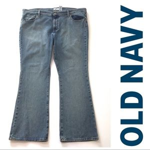 Old Navy Bootcut Jeans Size 20 Regular